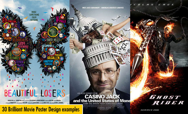 f375 30 Brilliant and Beautiful Movie Poster Design examples for your Inspiration