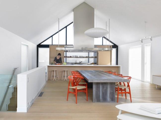 glissade02 650x487 Atelier kastelic buffey: Maison glissade, Ontario