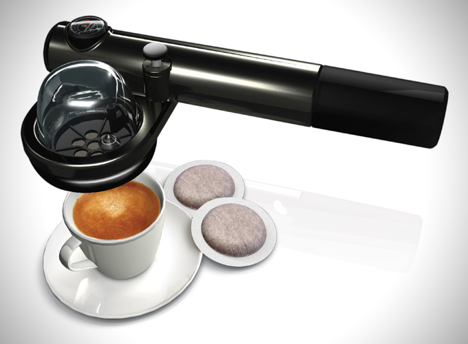 handpresso coffee maker 2 Handpresso Coffee Maker