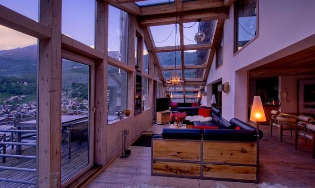 heinz penthouse 4 22 650x389 The Heinz Julen Penthouse