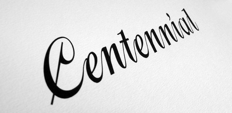hft187 centennial pr4  35% OFF Centennial Font