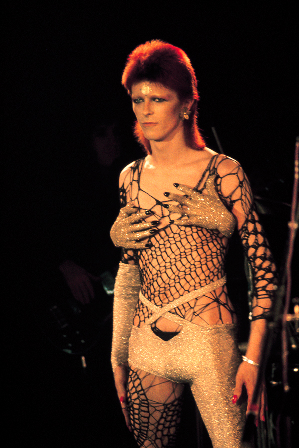 David Bowie Ziggy Stardust Tour Mick David Bowie Ziggy David