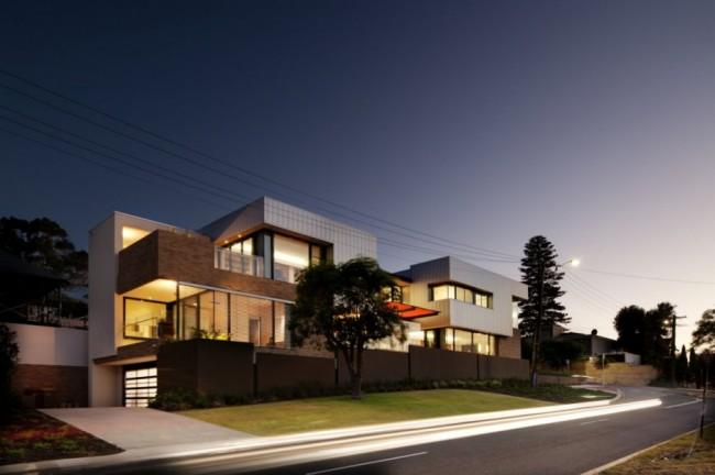 sp 010413 01 940x626 650x432 South Perth House by Matthews McDonald Architects