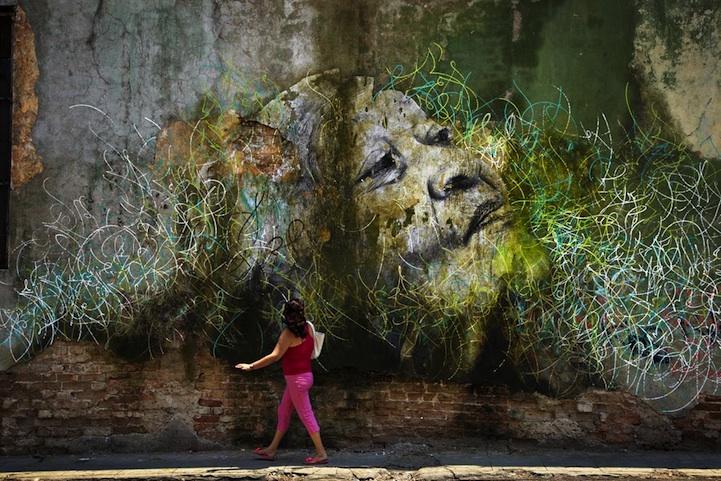 street art at cuba 1 Stunning Street Art in Cuba