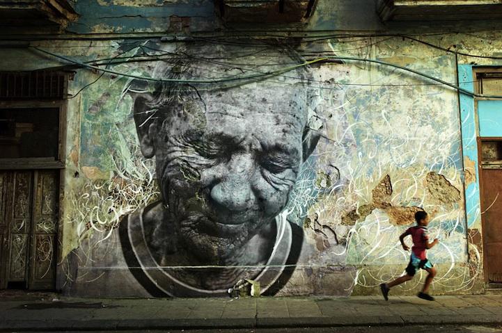 street art at cuba 3 Stunning Street Art in Cuba