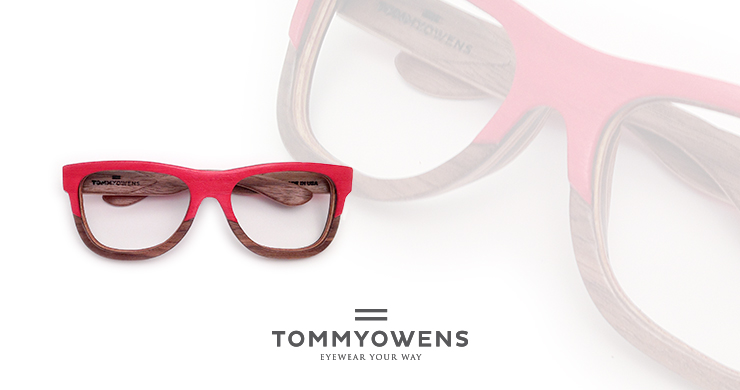 to electric red1 100% CUSTOMIZABLE WOODEN EYEWEAR
