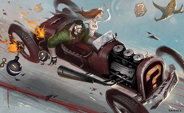 001 inspiring illustrations byemroca Inspiring Illustrations byEmroca