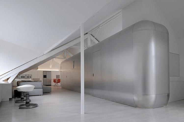 003 kempart loft dethier architectures Kempart Loft by Dethier Architectures