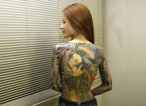 14 20 Extreme Tattoos