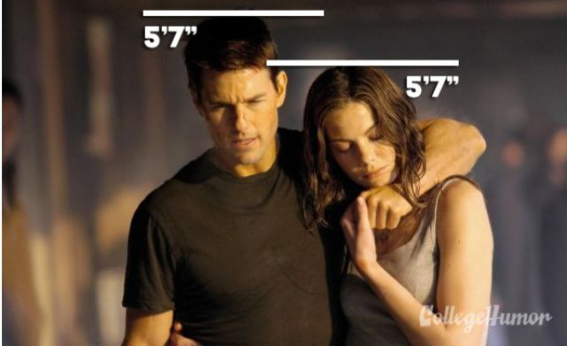 3 Putting Tom Cruise's Height in Perspective