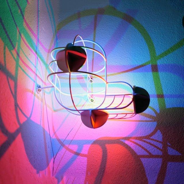 300238825 260acfedd29711 CMYK Corner Lamp by Dennis Parren