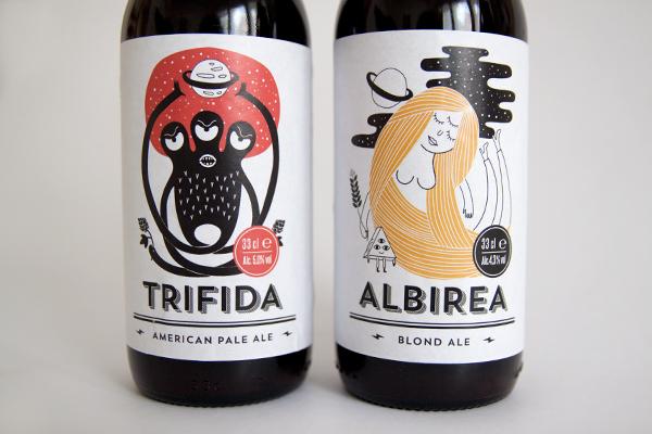 3c32d515d7ab47c2a6aa9497689c96ba1 Birrificio, a beer from Dry Design