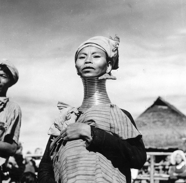 Amazing Photos of Burmese Women in The Past