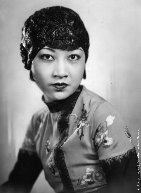 Old Portraits of Anna May Wong – The First Chinese American Movie Star