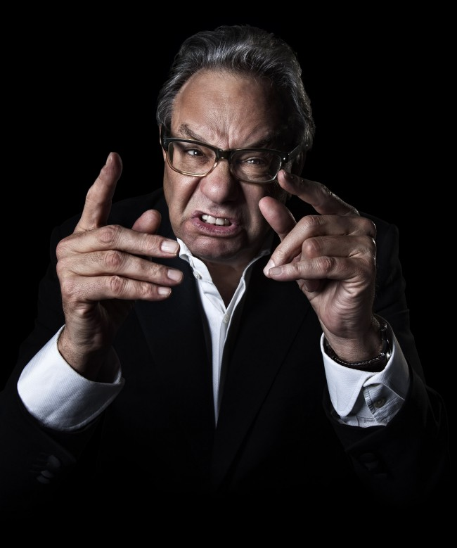 Back on Black v4 650x779 Lewis Black by Mike Campau (@mikecampau)