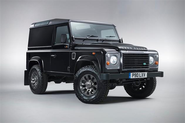 LR 2014 65th Anniversary Defender by Land Rover