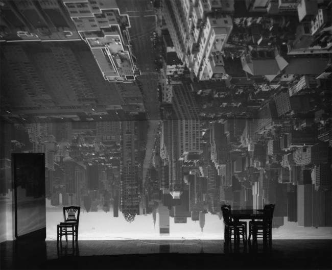 Manhattan2 650x529 Abelardo Morell – Camera Obscura