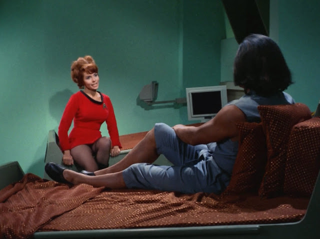 Mini Skirts in Star Trek 1966 23 Mini Skirts in Star Trek, 1966