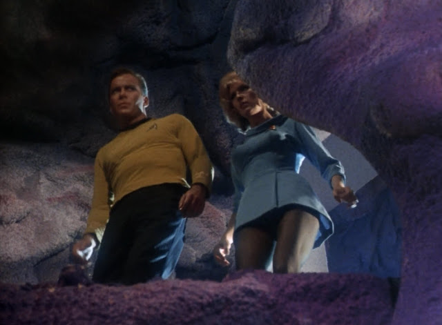 Mini Skirts in Star Trek 1966 7 Mini Skirts in Star Trek, 1966