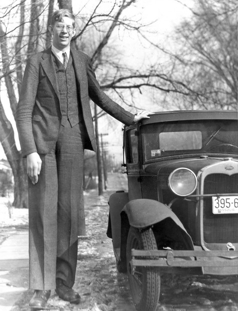 Robert Wadlow 8 Photos of Robert Wadlow   The Tallest Person in History