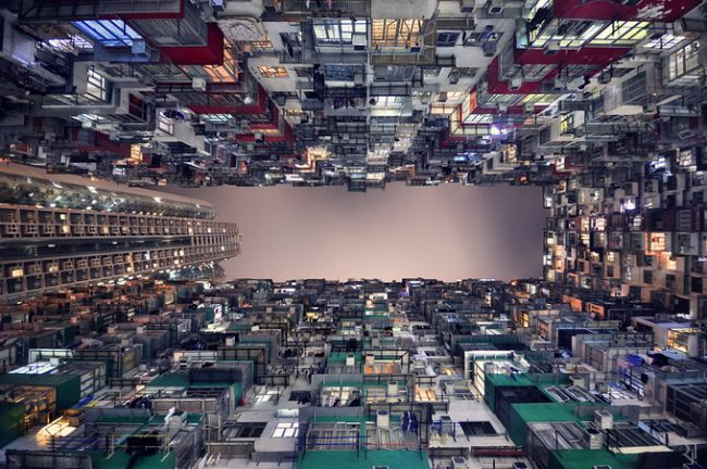 RomainJacquet Lagreze00 650x432 Vertical Horizon of Hong Kong by Romain Jacquet Lagreze
