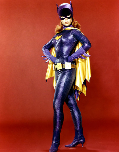 Vintage Photos of Yvonne Craig in Batgirl 1967 6 Vintage Photos of Yvonne Craig in Batgirl, 1967