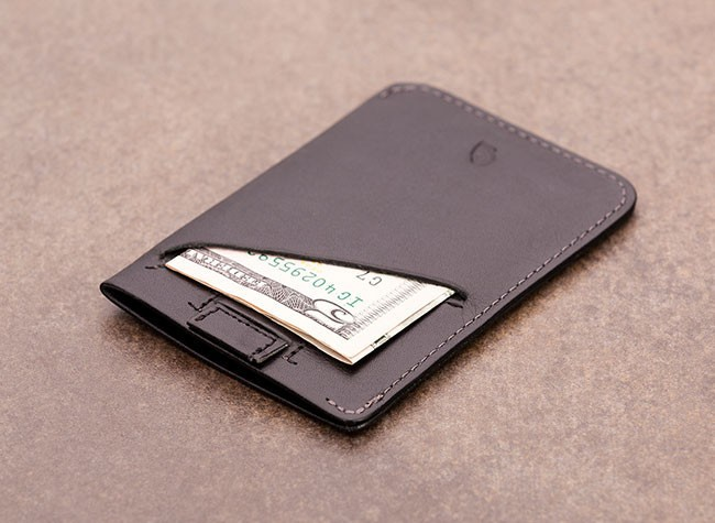 card sleeve wallet black 3 1024x1024 136436315411 25 Exquisite Men's Wallet Designs