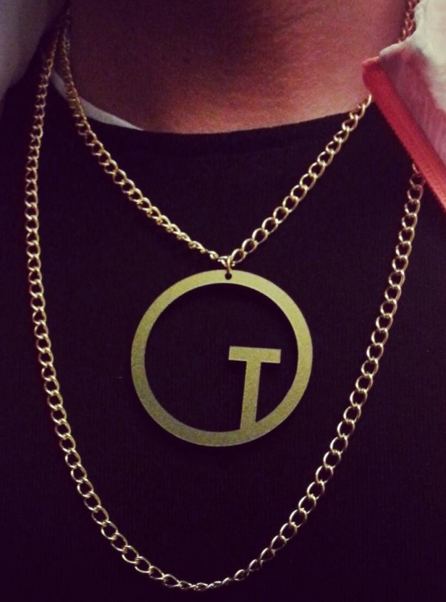 designyou 650x877 Tally & Hoe x Galleria T Collaborative Logo Necklace.