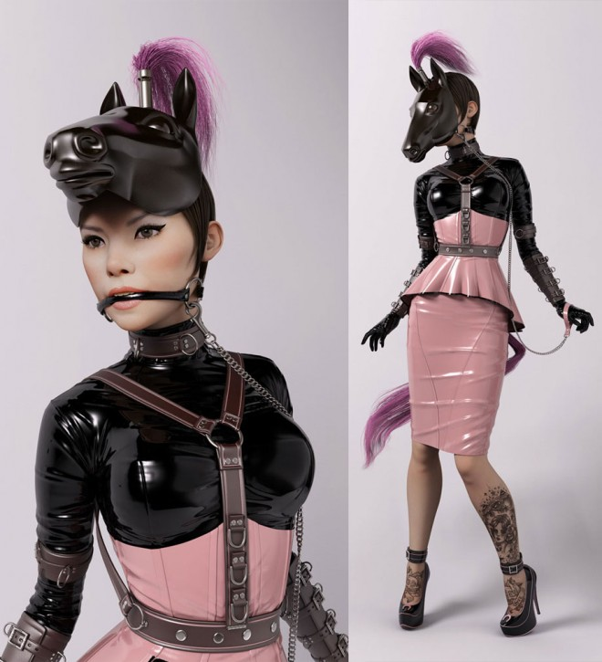 f632 25 Fresh and Most Beautiful 3D Character Designs for your inspiration