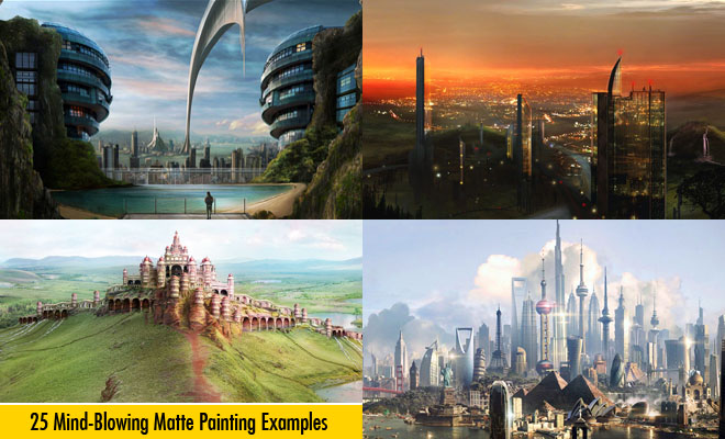 f635 25 Mind Blowing Matte Painting Examples for your inspiration