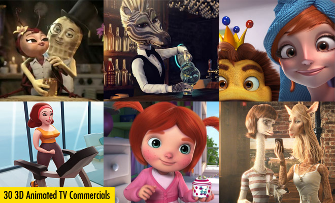 f660 30 Best 3D Animated TV Commercial Videos for your inspiration