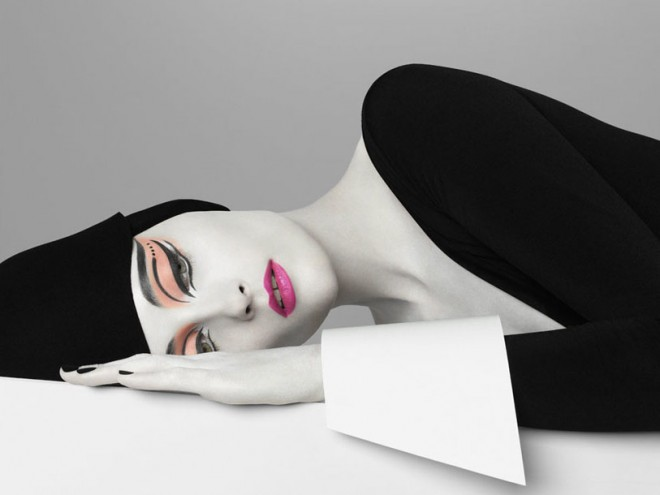 f671 Pure Poison in Black and White   15 Awesome Fashion Photographs by PatrizioDiRenzo