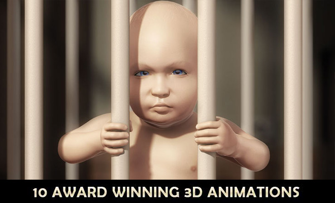 f685 10 Award Winning 3D Short Films Videos and TV Commercials
