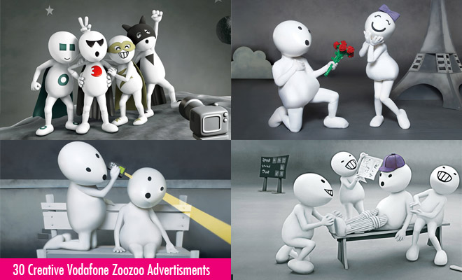 f715 30 Creative Vodafone Zoozoo Ads for your inspiration