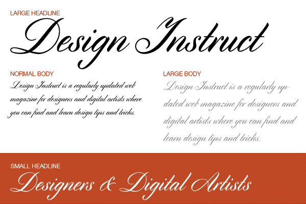 free fonts calligraphy 02 Free Calligraphy Fonts For Designers