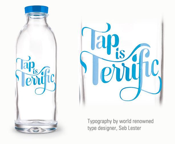 tapisterrific2 1024x1024 Glass water bottles
