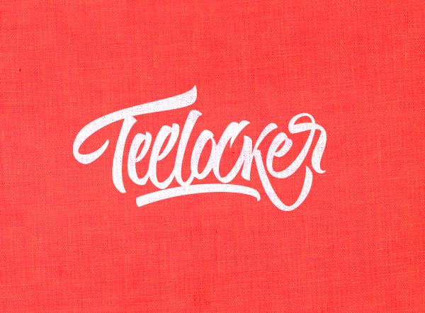 teelockerw11 Expressive Lettering and Calligraphy by Sergey Shapiro