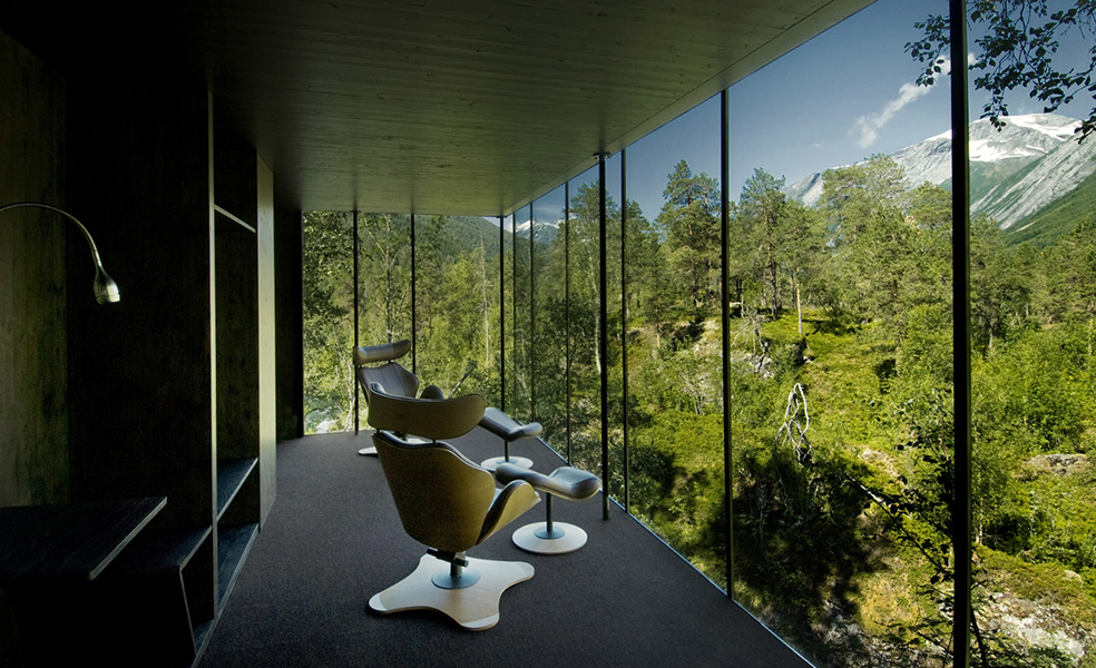 the juvet landscape hotel 42 The Juvet Landscape Hotel by Jensen & Skodvin