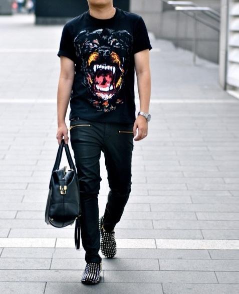 tumblr m14875RhY51qfrtudo1 500 Terrific rottweiler dog print tshirt