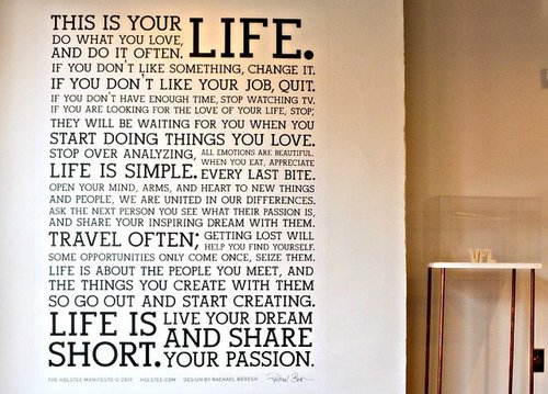 tumblr mnh6a2jVSP1qiqf01o1 500 Holstee Manifesto Wall Decal