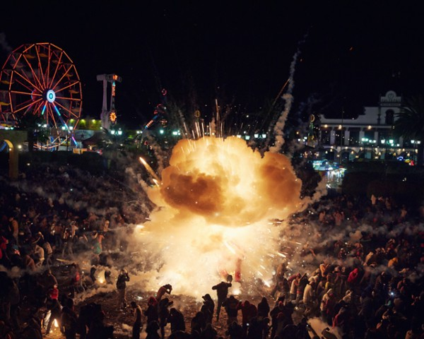 1 Thomas Prior 600x480 National Pyrotechnic Festival in Tultepec, Mexico