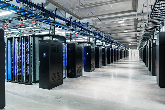 1143 Inside Facebook's Data Center Near the Arctic Circle