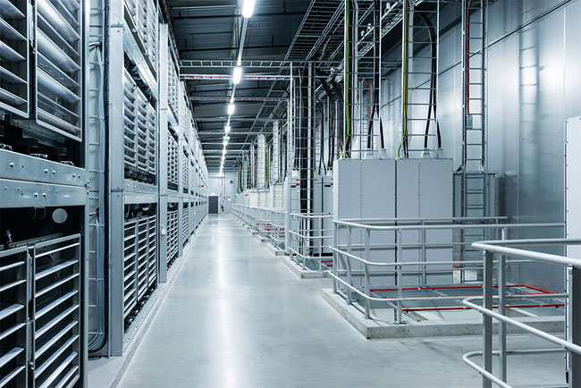 1711 Inside Facebook's Data Center Near the Arctic Circle