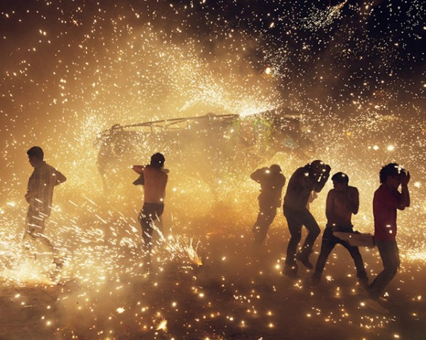 2 Thomas Prior 600x480 National Pyrotechnic Festival in Tultepec, Mexico