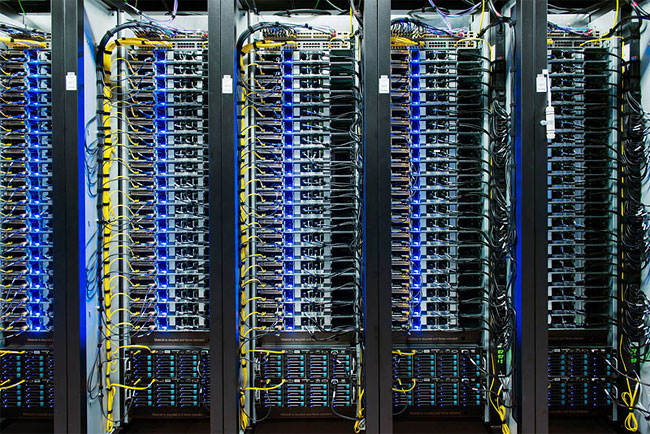 359 Inside Facebook's Data Center Near the Arctic Circle