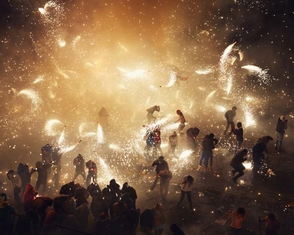 6 Thomas Prior 600x480 National Pyrotechnic Festival in Tultepec, Mexico