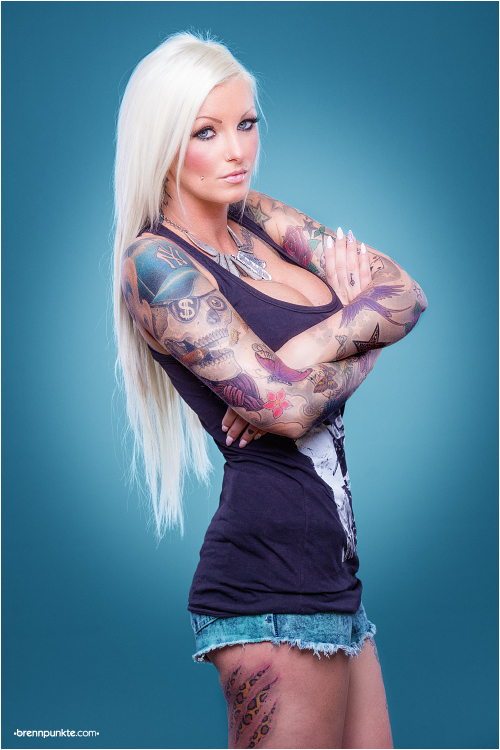 Body Art 30+ Heavely Tattoo Designs on Girls 33 @ GenCept Body Art: 30+ Heavely Tattoo Designs on Girls