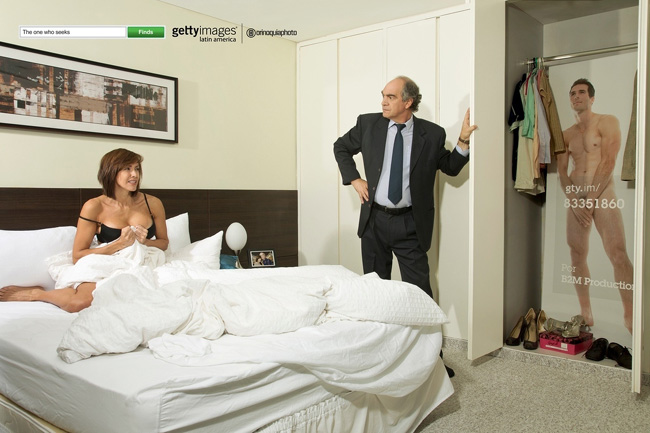Getty Images Funny and Smartest Ads Of May
