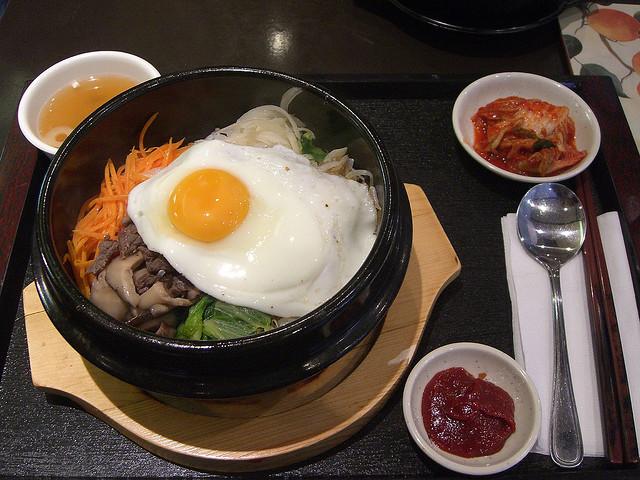 Korean Breakfasts around the world