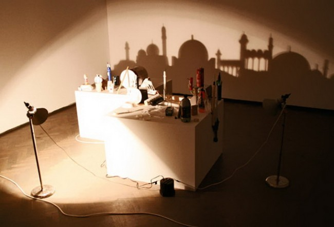 RashadAlakbarov07 650x443 Shadow Paintings by Rashad Alakbarov